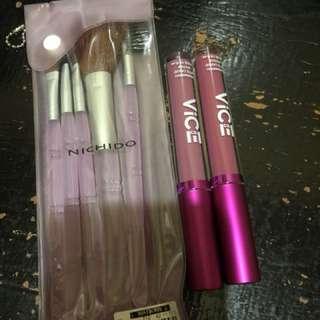 Vice phenomenon liquid lipstick with brush