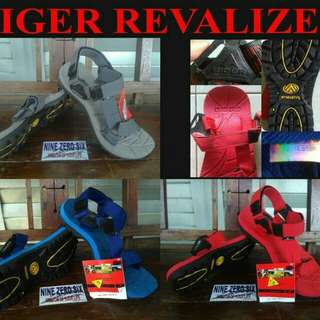 Sandal Eiger Gunung Warna Rivalized