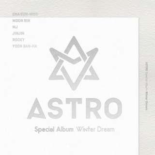 PREORDER ASTRO OFFICIAL ALBUMS