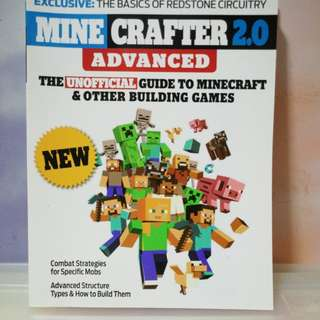 Mine crafter 2.0 exclusive: the basics of Redstone circuitry