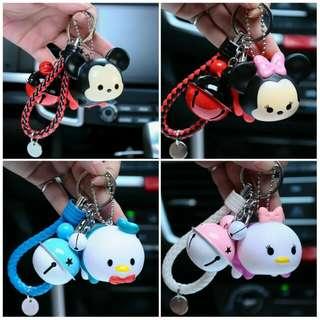 Tsum Tsum Key Chain