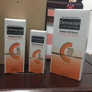 Dermacept Vitamin C10 serum C5 C20 Obagi