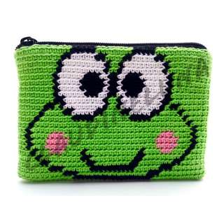 HANDMADE Coin Purse (crochet)