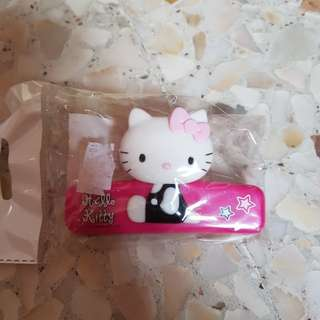 Hello kitty small size magnet clip
