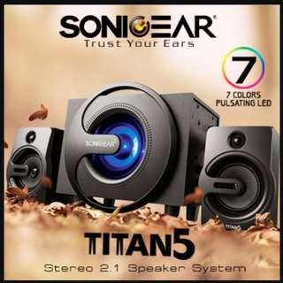 SonicGear Titan 5 RGB