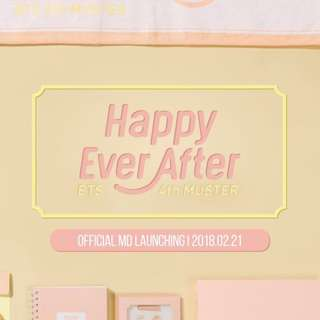[CLOSED] BTS 4th Muster Official MD