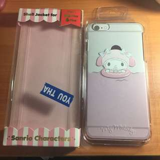My melody shell jacket for iphone 6splus/6 plus