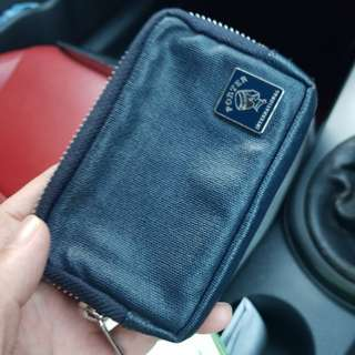 Porter International Coin Pouch