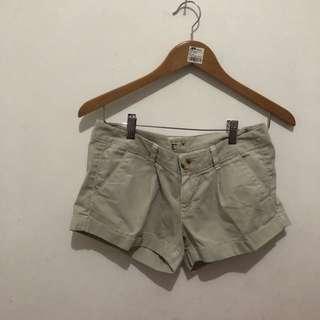 Light Grey Hotpants