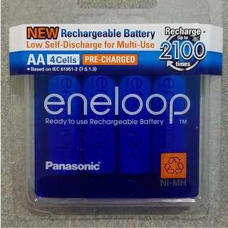 Eneloop AA batteries