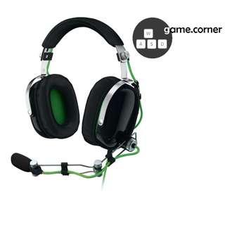 (BNIB) Razer Blackshark (Gaming Headset) (with detachable Mic) (Rare)