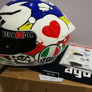 Helmet fullface agv k3 sv forza