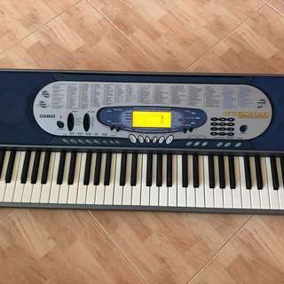 Casio LK 65 Keyboard