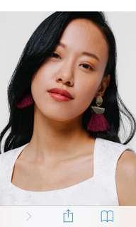 Esfrid Tassel Drop Earrings