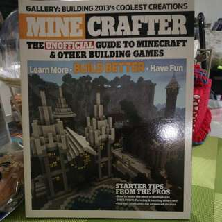 Minecrafter: The Unofficial Guide to Minecraft Other Building Games