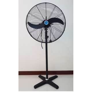 """~26"""" Industrial Power Stand Fan. Brand New! Free Delivery!"""