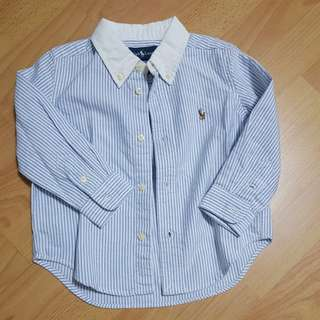 Ralph Lauren Boy Shirt