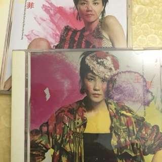 Faye Wong 2 cds