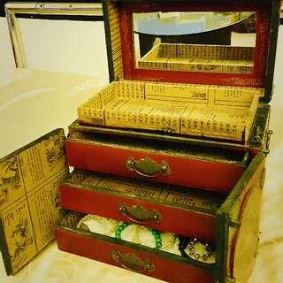 古味珠寶盒
