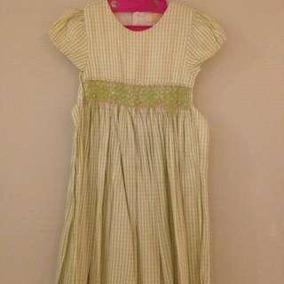 Dress for kids ages 5-8yo