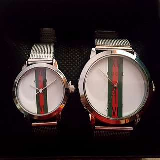 Gucci Fashion Couples Watch