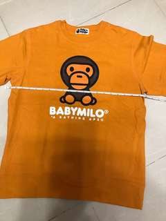 Bathing Ape 衛衣