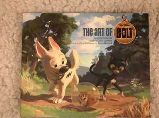 The Art of Bolt (Disney)