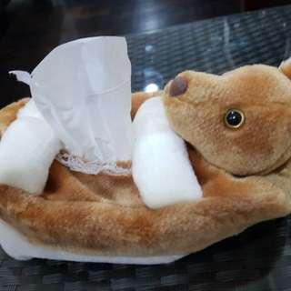 Bunny tissue cover