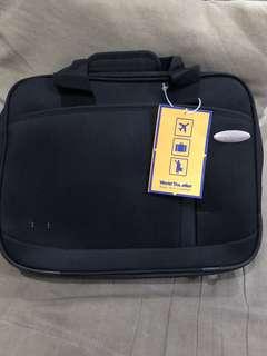 Authentic World traveller computer/travel bag