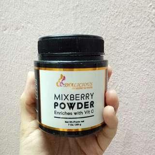 Beauty Secret Schalicious Mixberry Powder