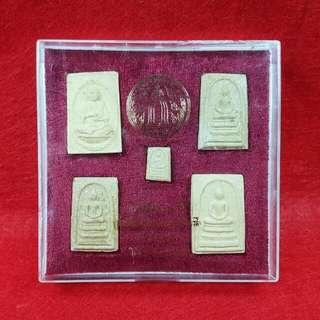 Phra Somdej Buddha Wat Rakang Thai Amulet