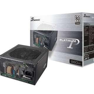 Seasonic  Platinum 860w Modular