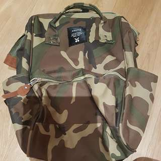 Anello Camouflage Army Backpack