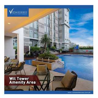 Rent to own RFO condo in timog Quezon city Wil tower Condo as low as 150,000 DP move in