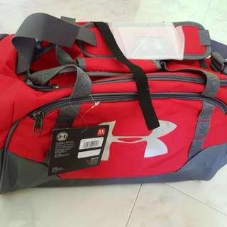 Under Armour Duffle Bag 41L S size