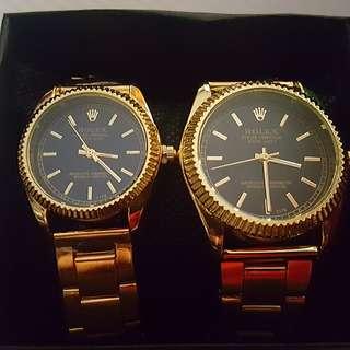 Rolex Fashion Couples Watch