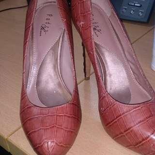 Pedro woman shoes (brown)