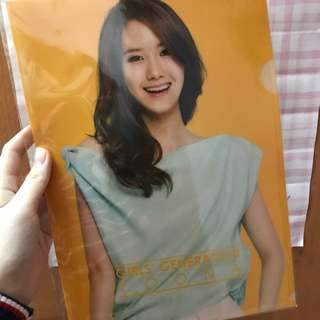 SMTOWN YOONA 官方FILE