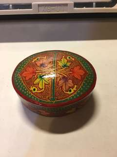 European handcraft wooden box 歐洲手工藝木盒