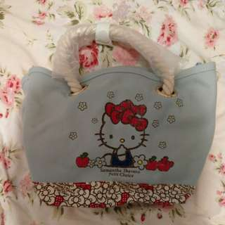 Samantha Thavasa Hello Kitty