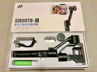 Zhiyun Smooth 2 Gimbal for Handphones [price lowered]