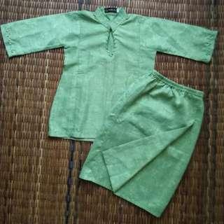 Baju Kurung Kanak Kanak
