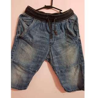 Jogger short pants