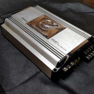 Planet Audio 4ch 400watt Amplifier