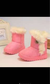 Winter Girl Snow Boots