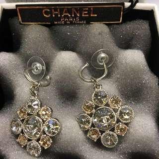 Chanel Earrings Brand New