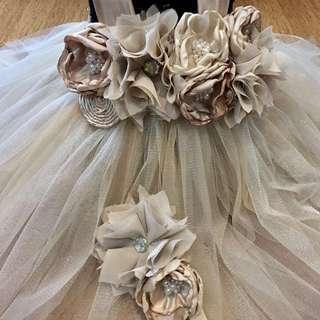 1st Birthday Gown/ Dress
