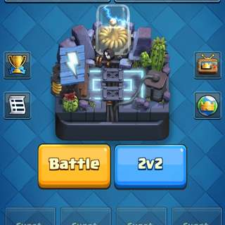 Clash Royale Account for cheap