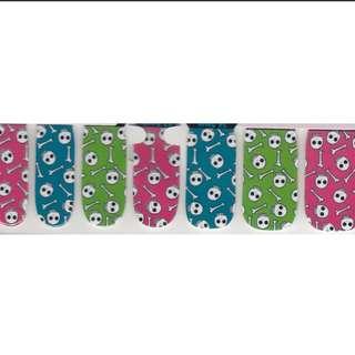 Nail Stickers Nail Wrap Foil
