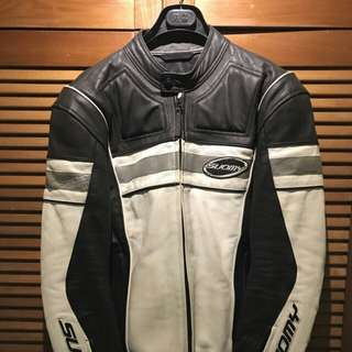 Soumy Leather Jacket